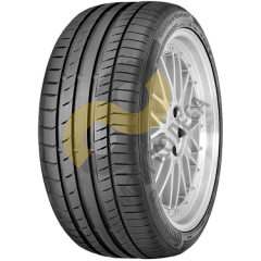 Continental ContiSportContact 5 SUV 235/55 R19 101W